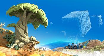 Minecraft-inspirerte Planets³ i mål på Kickstarter