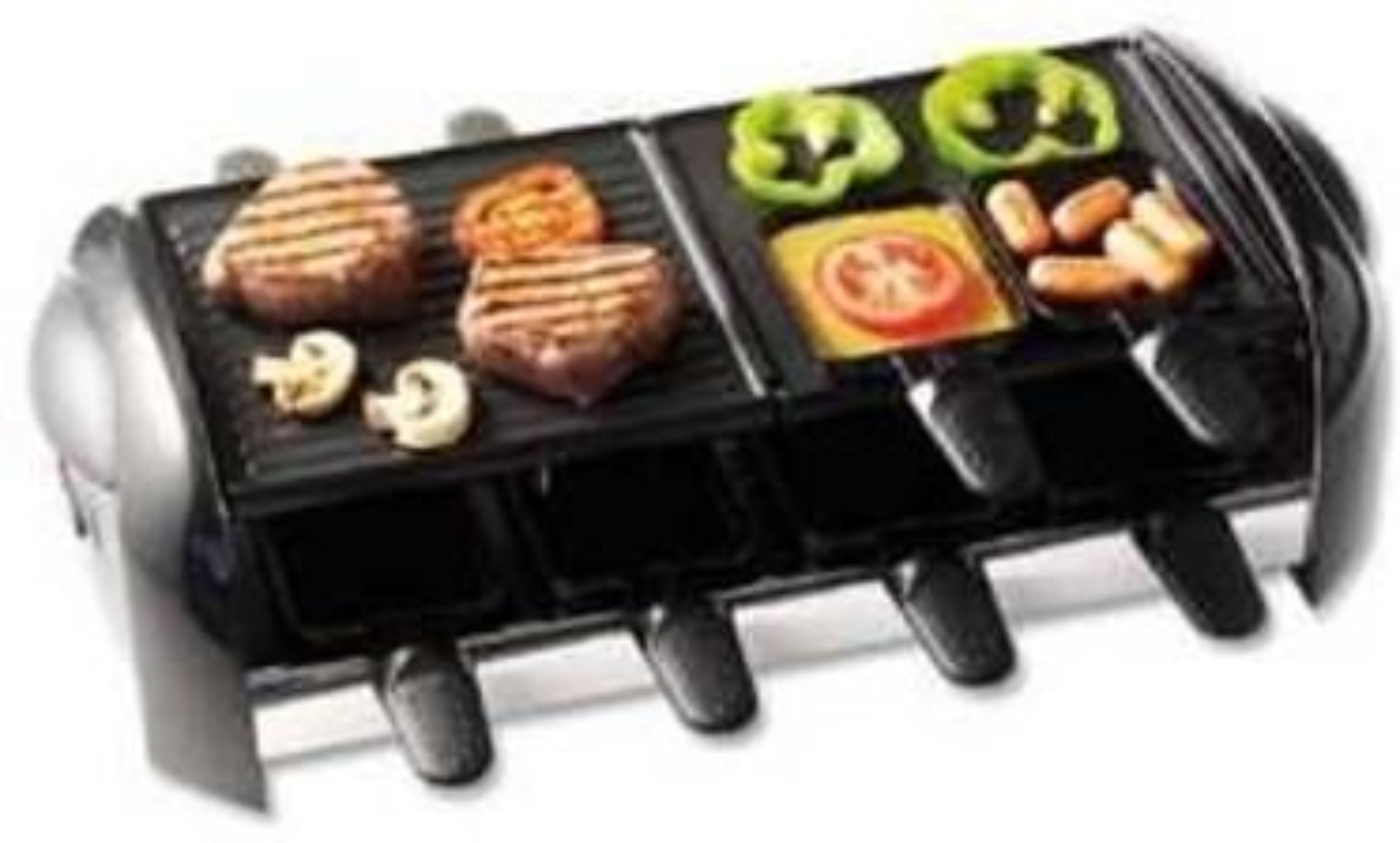 OBH Nordica Raclette 6924 - Priser, tester og tilbud - Grill - Prisguide.no