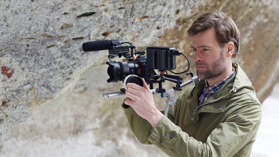 Sonys nye 4K-kamera kan filme i bekmørket