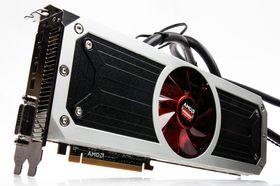 AMD Radeon R9 295X2.