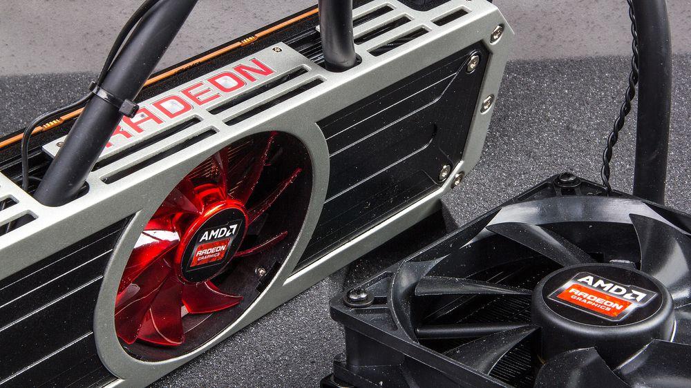 AMDs nyeste toppmodell har to kjerner, vifte og radiator montert fra fabrikken.