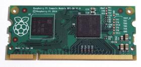 Raspberry Pi Compute Module.