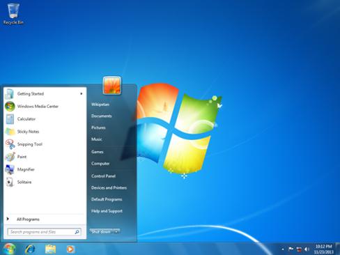 Windows 7 var en farlig utfordrer, og mange lot seg friste.