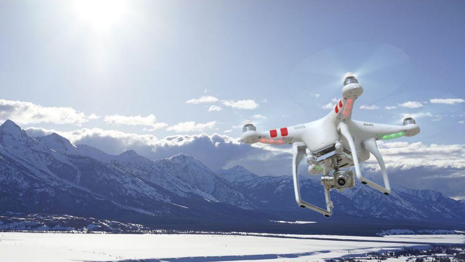Populær kameradrone har blitt mye bedre