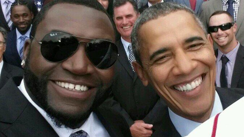 Den siste Obama-selfie?