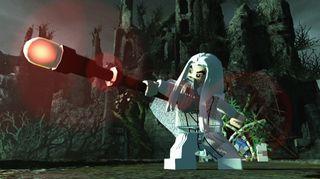 Var Sarumann «ond» på dette tidspunktet?