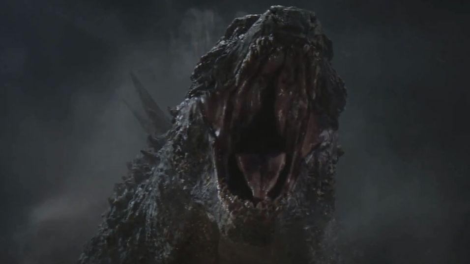 Se Godzilla på frifot i ny trailer