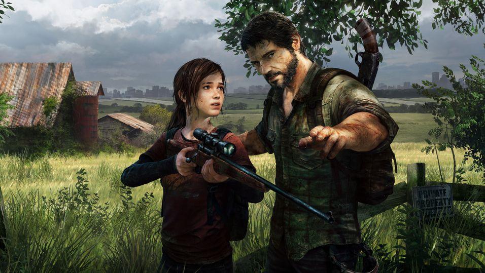 Det blir mer og mer tydelig at The Last of Us kommer til PlayStation 4.