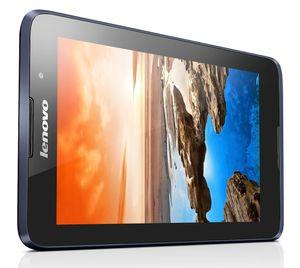 Lenovo A7-50 har 7-tommers skjerm.