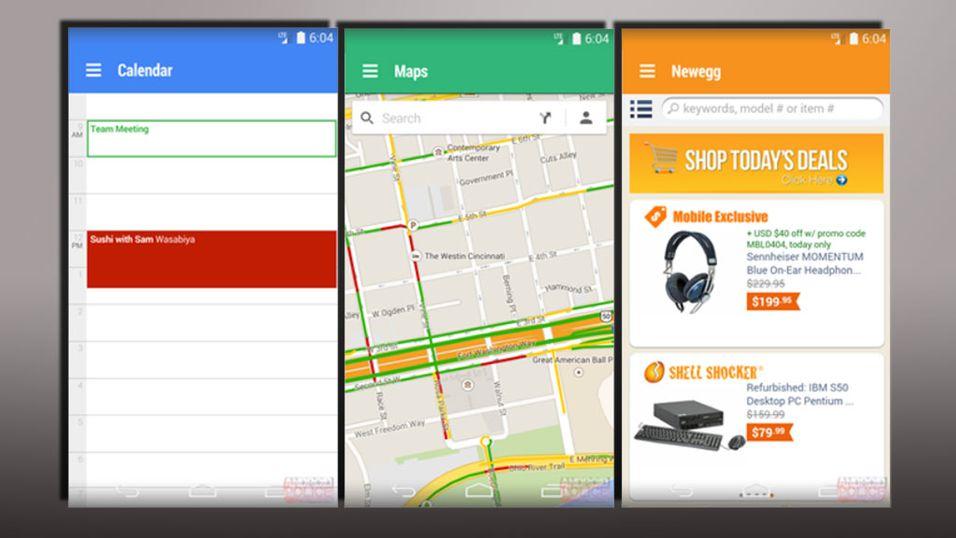 Google vil forene Chrome og Android