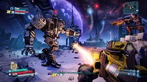Skjermbilde fra Borderlands: The Pre-Sequel.