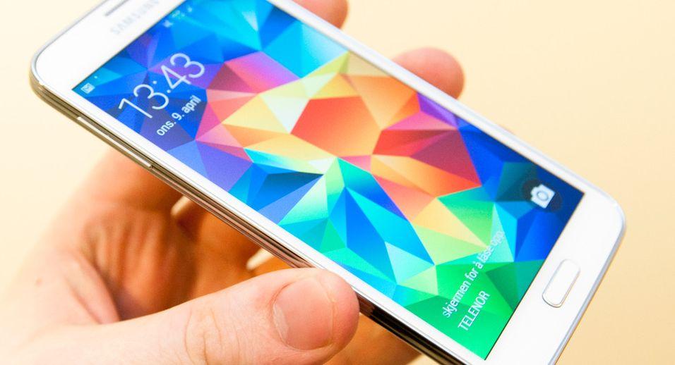 TEST: Galaxy S5 er knallgod, men burde vært bedre