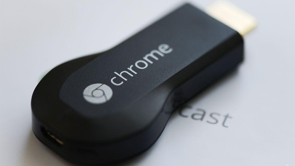Nå får du kjøpt Chromecast i butikk