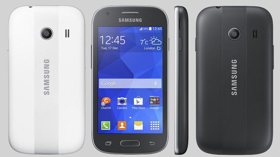 Samsung med «sosial» billigmobil