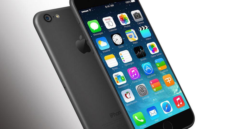 – Slik kan iPhone 6 se ut