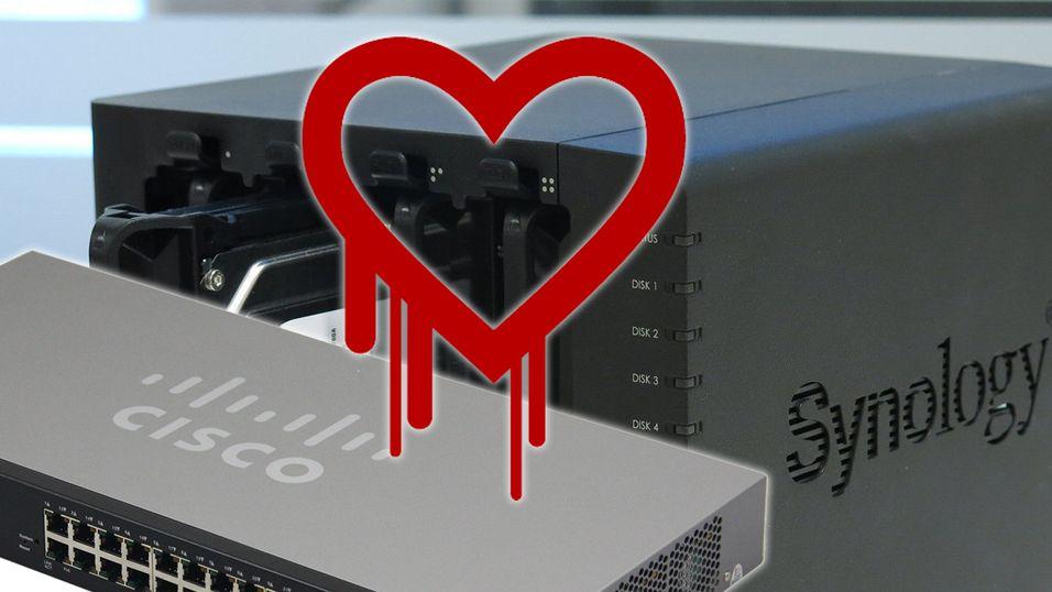 Slik vil Heartbleed-feilen gjøre Internett tregere