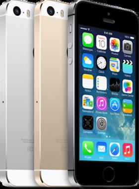 Apples iPhone 5S topper Counterpoints liste over verdens mestselgende mobiltelefoner.