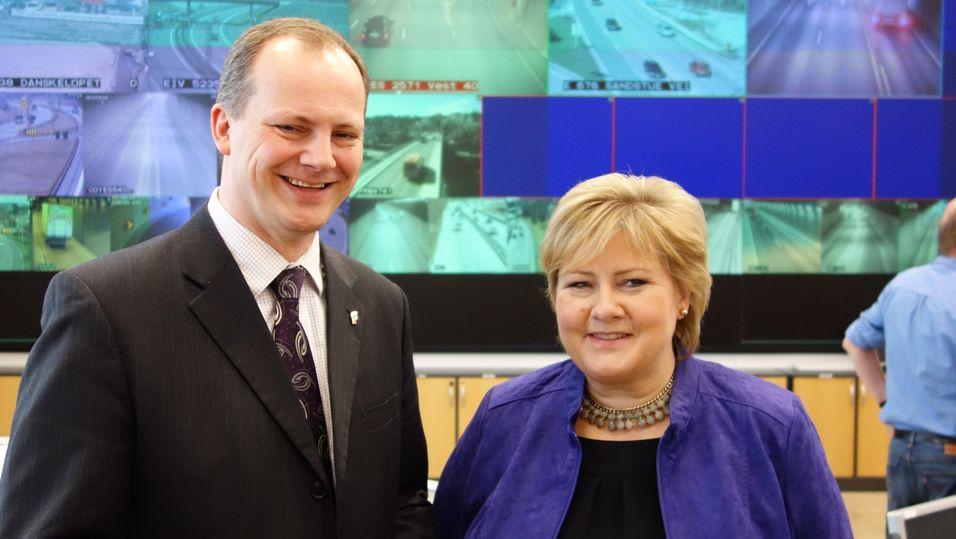 Kjetil Solvik-Olsen bekrefter at datalagringsdirektivet skrotes i Norge.