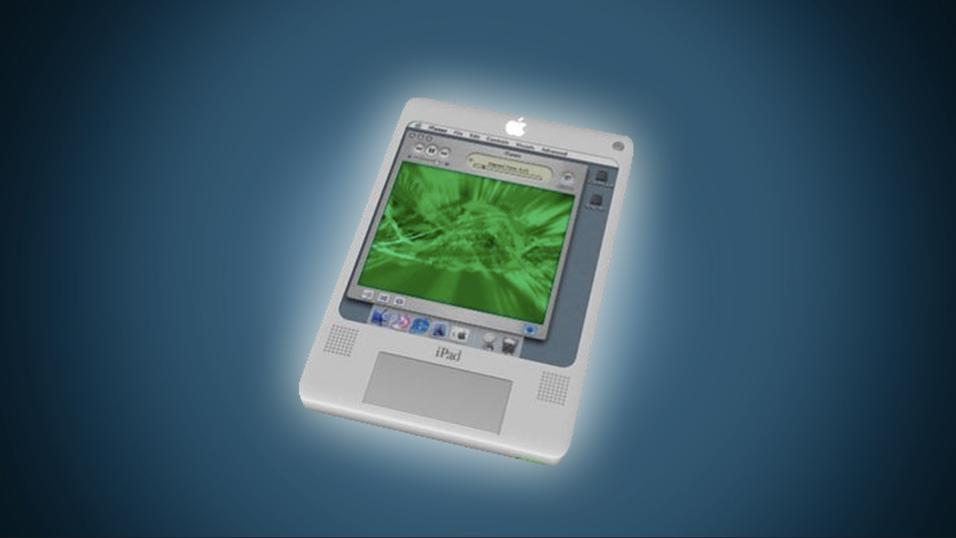 Slik trodde de iPad-en kom til å se ut