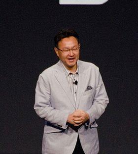 Sonys Shuhei Yoshida er positiv til Facebooks oppkjøp av Oculus VR.
