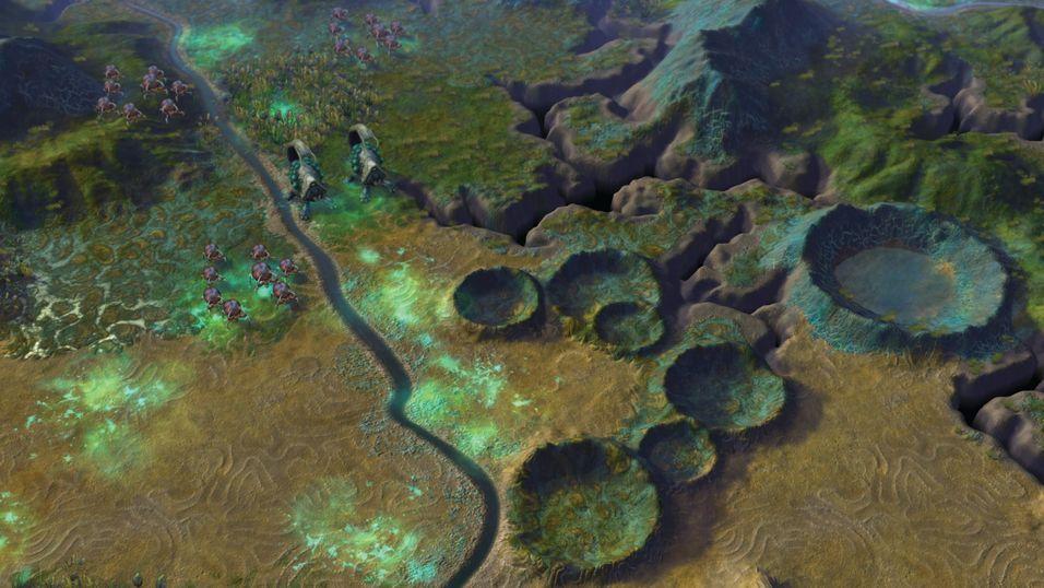 Civilization-serien fortsetter i verdensrommet