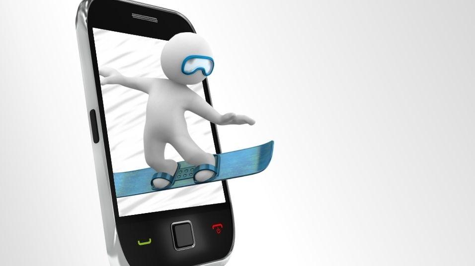 RYKTE: – Amazons 3D-mobil lanseres kanskje i juni