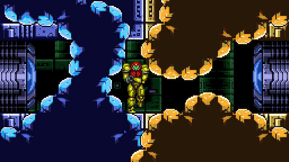 Metroid Super Zero Mission.