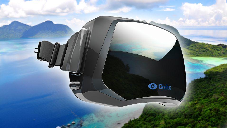 Den endelige versjonen av Oculus er kun måneder unna
