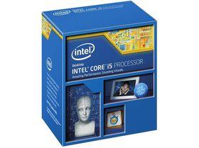 Intel i5 4670K.