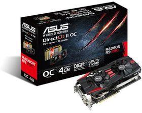 Asus Radeon R9 290 DirectCU II OC.