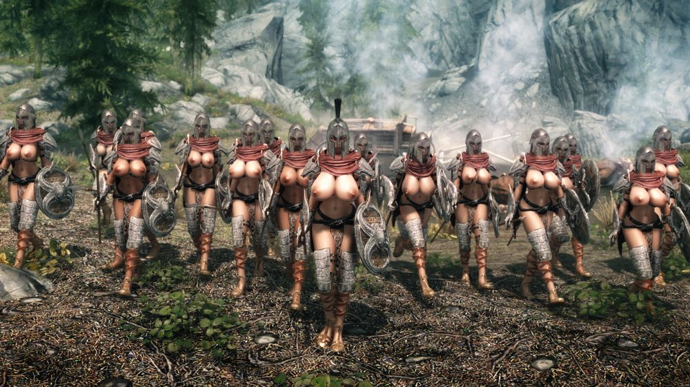 This is Skyrim! (Bilde: Skyrim.jpn.org).