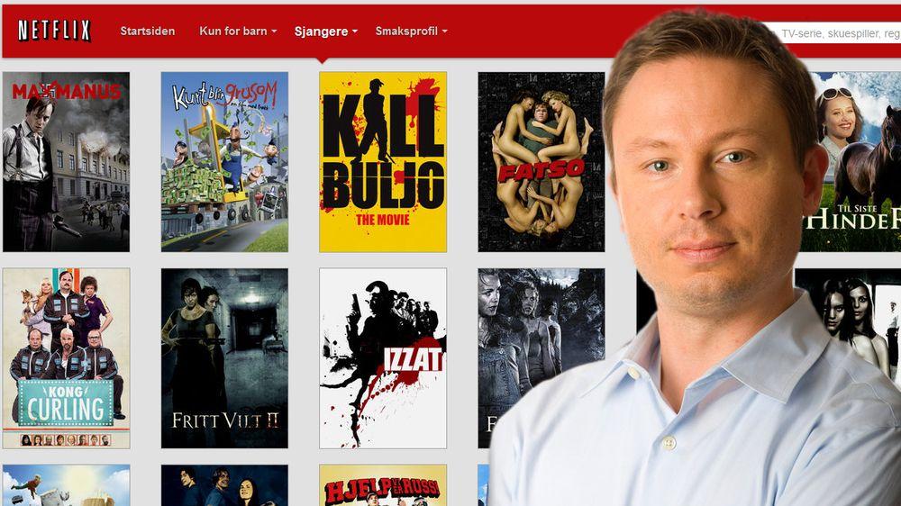 Joris Evers, Netflix' informasjonsdirektør, bekrefter til Hardware.no at de har eksperimentert med nye priser.