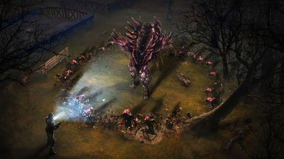 Spillet introduserer et par spesialmonstre underveis. Den store rosa karen kan tilkalle andre vandøde (PlayStation 4).