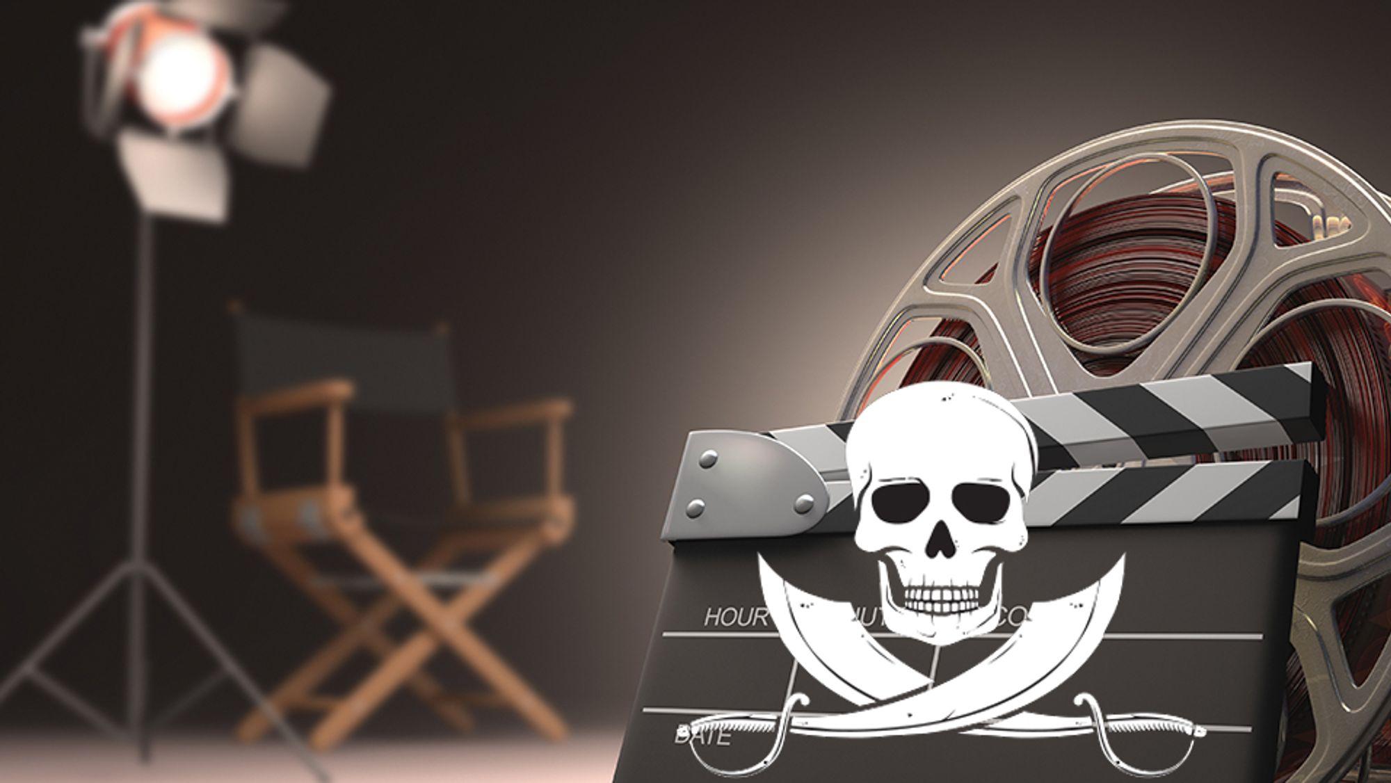 Selv filmskaperne piratkopierer