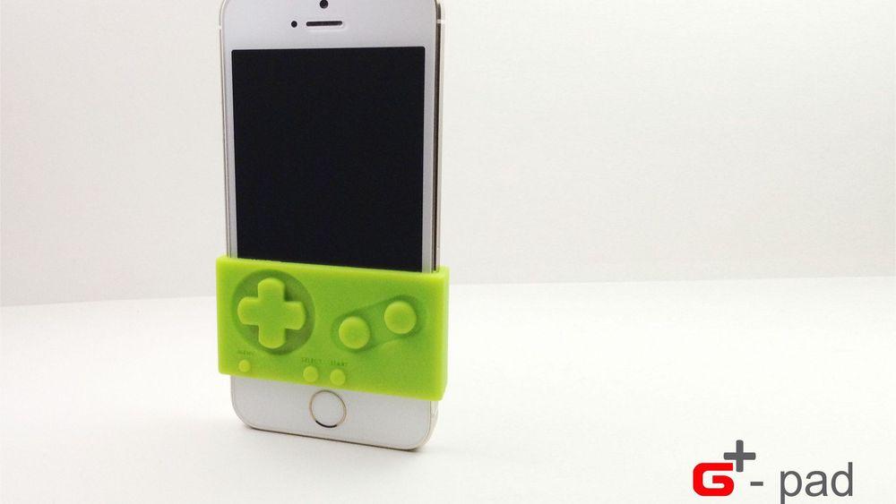 DAGENS DINGS: Slik kan en vanlig iPhone bli en Game Boy Advance