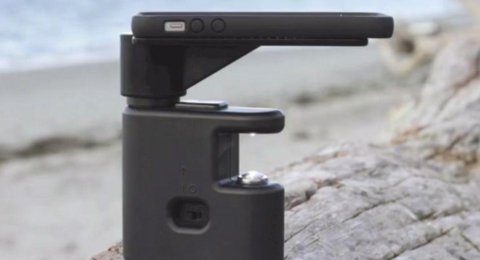 DAGENS DINGS: Hva med et mikroskop til å feste på telefonen?