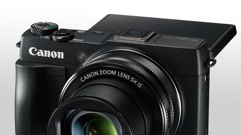 TEST: Canon PowerShot G1 X Mark II