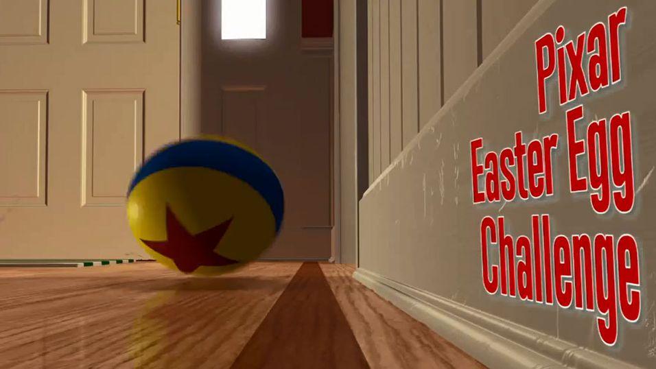 Finner du Pixars påskeegg?