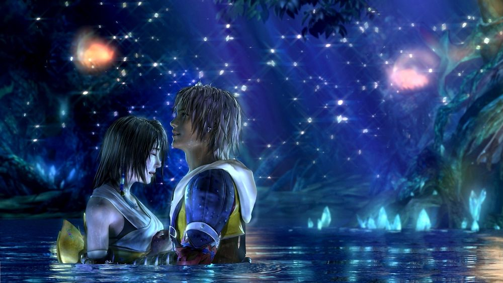 ANMELDELSE: Final Fantasy X/X-2 HD Remaster