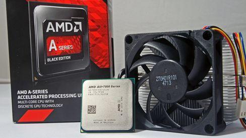 AMD A10-7850K har markedets kraftigste integrerte grafikkløsning.