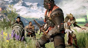 Nå vet vi når Dragon Age: Inquisition kommer