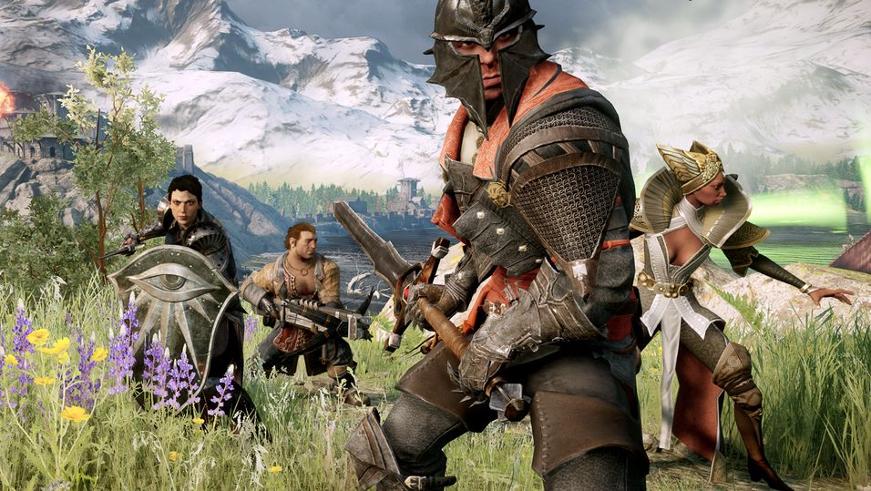Dragon Age: Inquisition kommer til høsten.