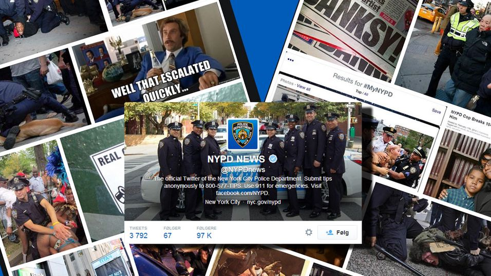 Politiets skrytekampanje feilet totalt