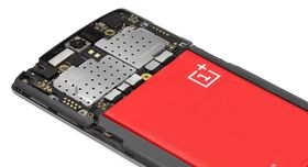 OnePlus har bare eksistert i rundt et halvår - likevel skryter de av at innmaten er spesielt utviklet for OnePlus One. Her har det altså gått ganske fort.