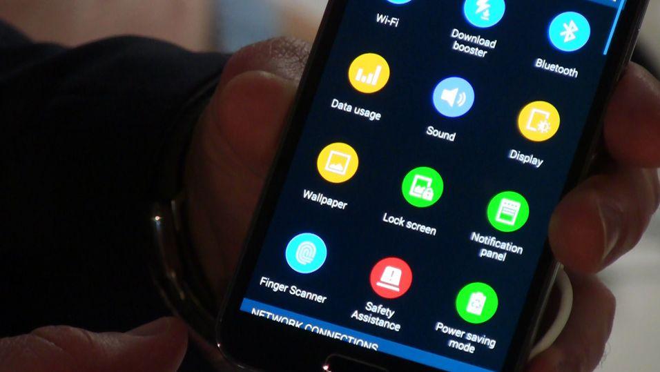 «Ingen» bruker Samsungs innebygde apper