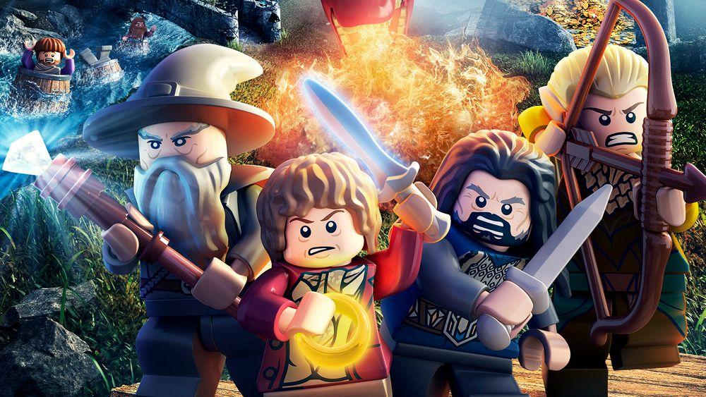 ANMELDELSE: LEGO: The Hobbit
