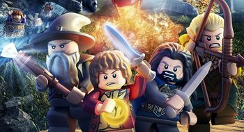 Test: LEGO: The Hobbit