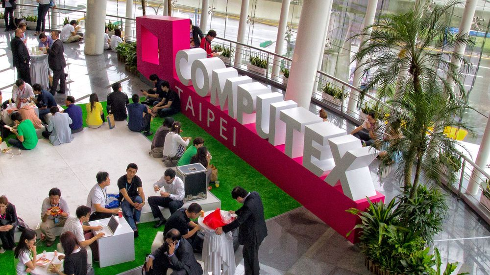 Nå reiser vi til årets største teknofest i Taiwan
