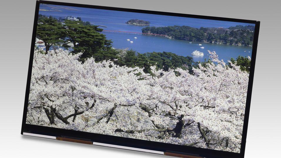 4K-skjermer på vei til nettbrett