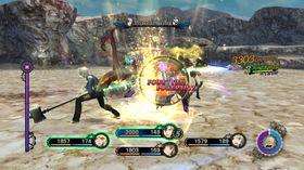 Blir kampane i Tales of Xillia 2 like hektiske som i forgjengaren?